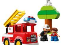 Súťaž o LEGO DUPLO Hasičské auto