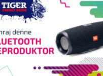 Súťaž o Tiger energy drink a JBL reproduktor