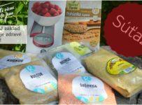 Súťaž o Základný balíček pre zdravé varenie