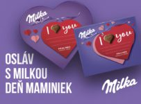 Súťaž o balíček Milka praliniek z tej najjemnejšej čokolády
