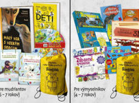 Súťaž o batôžky pre vaše deti plné knižných prekvapení