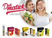 Súťaž o darčeky od spoločnosti Kompava. sk ku Dňu matiek
