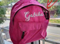 Súťaž o detský ruksak s vlastným menom
