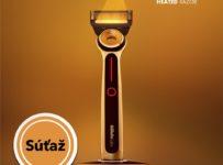 Súťaž o doslova horúcu novinku Gillette Labs Heated Razor