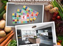 Súťaž o novú kuchyňu Decodom a nákupné poukážky