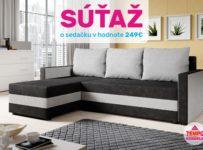 Súťaž o novú sedaciu súpravu PAULITA v hodnote 249€