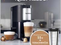 Súťaž o nový kávovar Nespresso Atelier