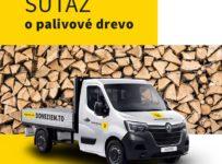 Súťaž o palivové drevo aj s dovozom