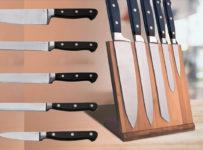 Súťaž o súpravu piatich nožov LINEO CKS-7