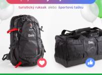 Súťaž o tašku alebo ruksak iStores