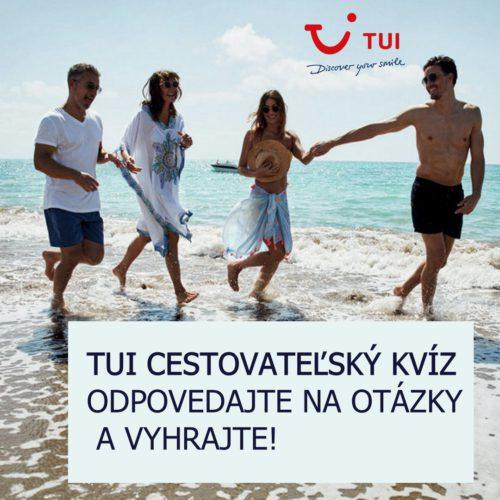 Veľký TUI cestovateľský kvíz