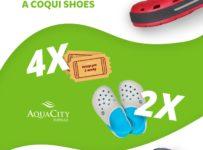 Vyhraj lístky do aquaparku AquaCity Poprad a obutie od Coqui Shoes