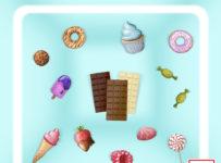 Vyhrajte 1 z 20 darčekových košov plných sladkostí z Kauflandu