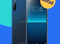 Vyhrajte nový smartfón Sony Xperia L4