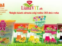 Vyhrajte osviežujúce nápoje LianaVIT na celý rok