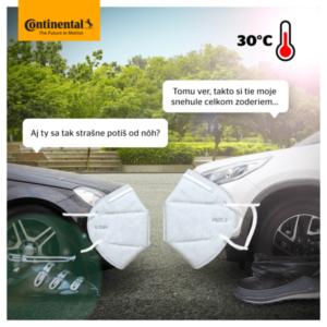 Vyhrajte sadu prémiových pneumatík v hodnote 350 €