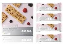Vyhrajte vylepšené proteínové tyčinky Natural Balance od Oriflame