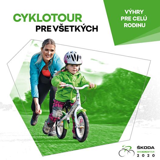 ŠKODA bike online tour 2020