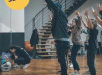 Súťaž o účasť v letnom tanečnom tábore Laciho Strikea