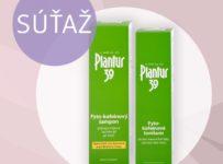 Súťaž o 5x balíček produktov Plantur 39