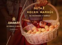 Súťať o novinku ARARAT Apricot