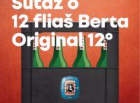 Súťaž o 12 ks (bednička) Berty Originál 12°