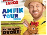 Súťaž o 15x 2 voľné VIP vstupenky na Miro Jaroš Amfik Tour