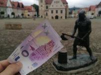 Súťaž o 2 ks 0€ bankoviek s motívom Bardejova