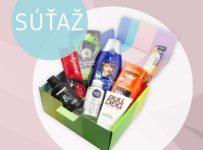Súťaž o 30 balíčkov produktov pre pánov od dm drogerie markt