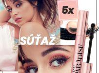 Súťaž o 5 balíčkov Lash Paradise od L'Oréal Paris