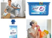 Súťaž o 5 balíčkov Lenor