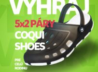 Súťaž o 5x 2 páry Coqui shoes pre celú rodinu