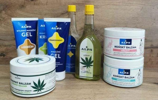 Súťaž o Balíček produktov zn. Alpa