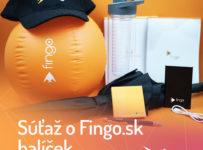 Súťaž o Fingo balíček