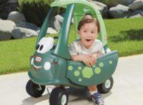 Súťaž o Little Tikes autíčko Cozy Coupe Dino