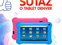 Súťaž o Tablet Denver pre deti + dárčekové predmety Okay.sk