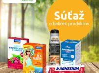 Súťaž o balíček produktov Vitar
