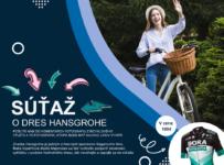 Súťaž o cyklistický dres Hansgrohe v hodnote 100 €