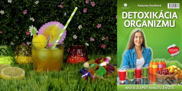 Súťaž o dekorácie KiK a knihu Detoxikácia organizmu