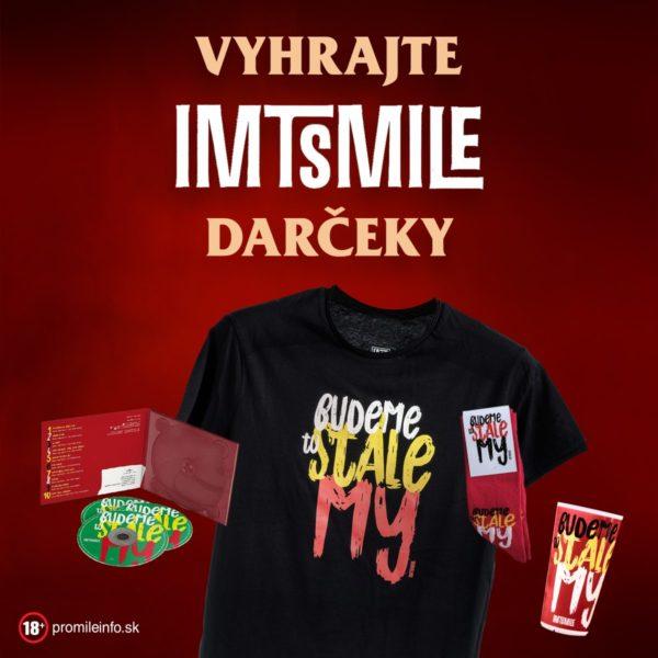 Súťaž o fanúšikovský balíček IMT SMILE
