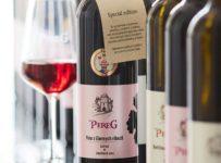Súťaž o kartón špeciálnej edície vína z čiernych ríbezlí