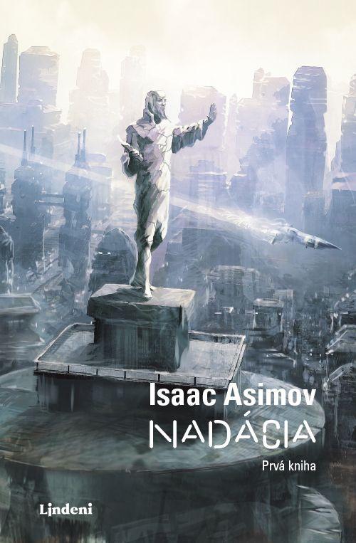 Súťaž o knihu Isaaca Asimova Nadácia