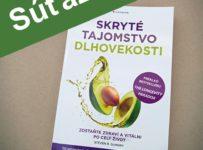 Súťaž o knihu Skryté tajomstvo dlhovekosti so Zdravieastyl.sk