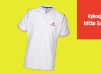 Súťaž o letné tričko Suzuki