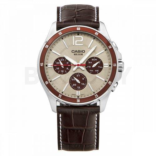 Súťaž o pánske hodinky Casio Classic MTP-1374L-7A1