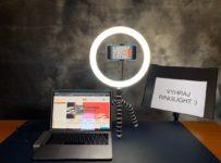 Súťaž o praktické kruhové svetlo a statív