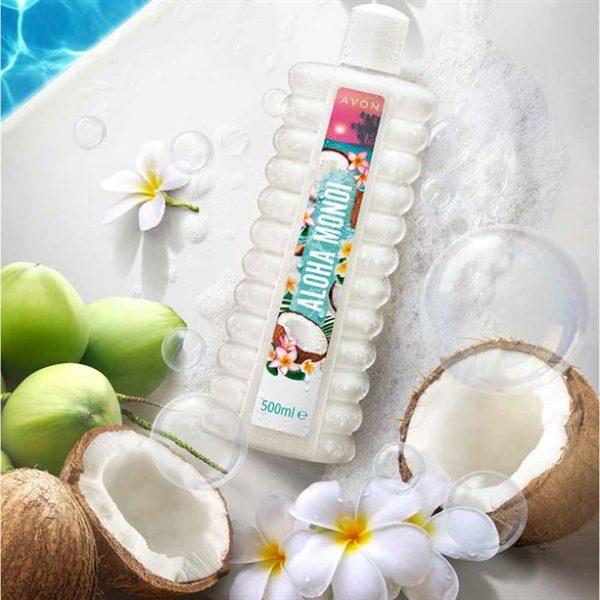 Súťaž o telovú starostlivost Aloha Monoi od AVONu