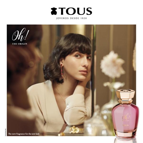 Súťaž s MADAM EVA o parfum TOUS OH! THE ORIGIN