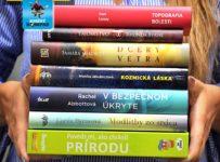 Vyberte si a vyhrajte niektorú z kníh z BUX.sk
