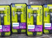 Vyhraj jeden zo 4 holiacich strojčekov a zastrihávačov Philips OneBlade